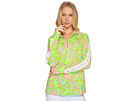 Lilly Pulitzer Skipper Popover w/ Lace