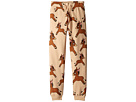 mini rodini Donkey All Over Print Sweatpants (Infant/Toddler/Little Kids/Big Kids)