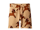 mini rodini Donkey All Over Print Sweatshorts (Infant/Toddler/Little Kids/Big Kids)