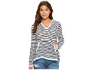 Roxy Slouchy Morning Stripe Sweater