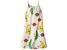mini rodini Veggie All Over Print Strap Dress (Infant/Toddler/Little Kids/Big Kids)