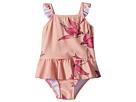 mini rodini Swallows Skirt Swimsuit (Infant/Toddler/Little Kids/Big Kids)