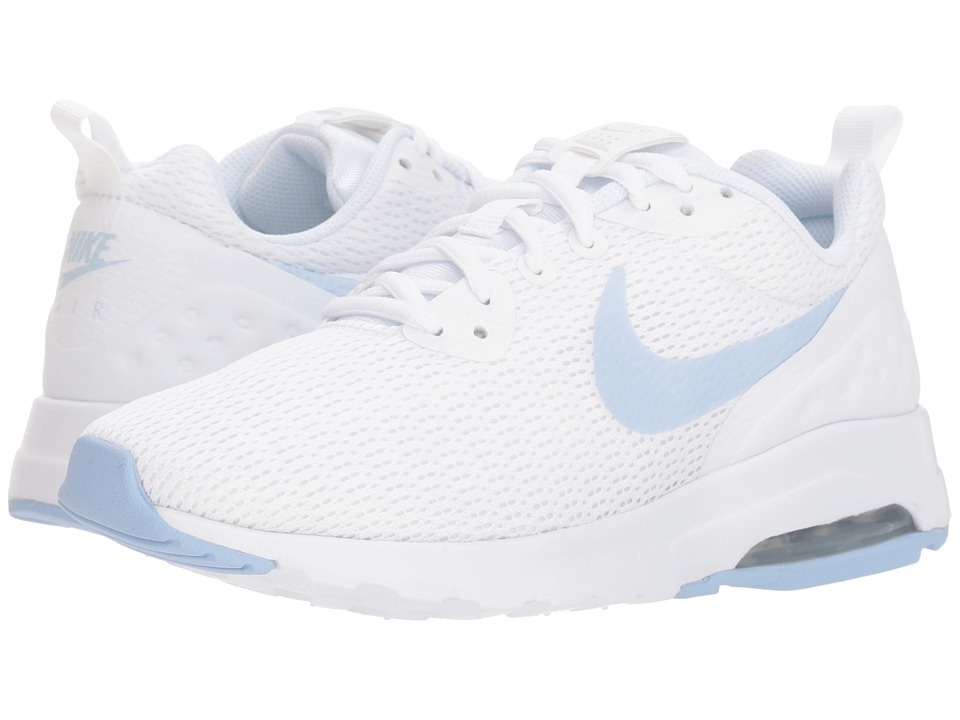 Nike Air Max Motion Lightweight LW (White/Royal Tint) Women's Shoes