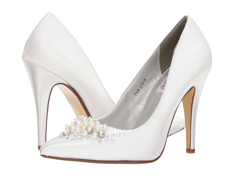 Touch Ups - Lennon (White) Womens Shoes