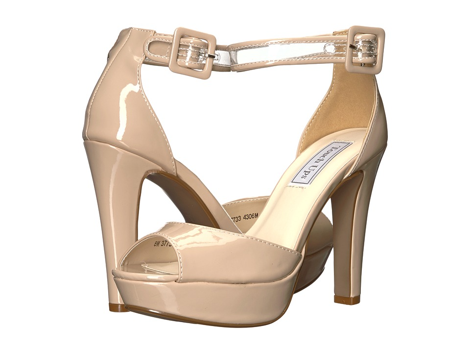 Touch Ups Magnolia (Nude) Women's Shoes