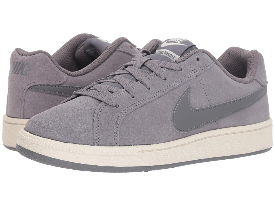Nike Court Royale Suede (Gunsmoke/Gunsmoke/Phantom) Women's Shoes