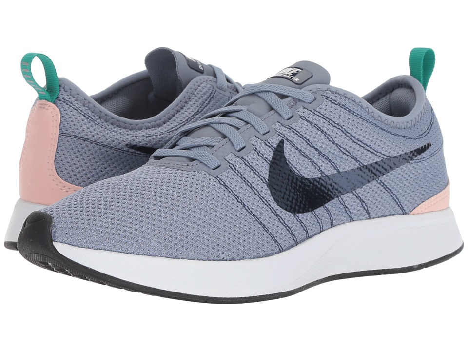 Nike Dualtone Racer (Ashen Pink/Midnight Navy/Storm Pink) Women's Shoes