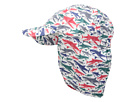 San Diego Hat Company Kids San Diego Hat Company Kids All Over Print Cap w/ Neck Cover (Little Kids/Big Kids)
