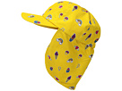 San Diego Hat Company Kids All Over Print Cap w/ Neck Cover (Little Kids)