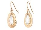 The Sak Small Stone Drop Earrings
