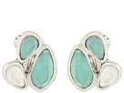 The Sak Small Cluster Clip Earrings