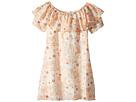 Chloe Kids Flower Print Ruffle Dress (Big Kids)