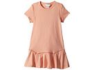Chloe Kids Jersey Essential Short Sleeve Dress (Little Kids/Big Kids)