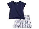 Kenzo Kids Tee Shirt and Skirt Tigers (Infant)