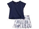 Kenzo Kids Kenzo Kids Tee Shirt and Skirt Tigers (Infant)