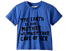 mini rodini Mother Earth Short Sleeve T-Shirt (Infant/Toddler/Little Kids/Big Kids)