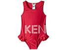 Kenzo Kids Swimsuit Logo (Toddler)