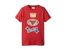Fendi Kids Fendi Kids Short Sleeve 'Cheer Fendi' Football Graphic T-Shirt (Little Kids)