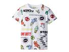 Kenzo Kids Tee Shirt Food Print (Toddler/Little Kids)