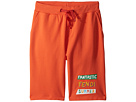 Fendi Kids 'Fantastic Fendi Colours' Jogging Shorts (Big Kids)