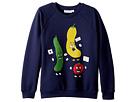 mini rodini Veggie Solid Print Sweatshirt (Infant/Toddler/Little Kids/Big Kids)