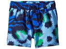 Kenzo Kids Tiger Print Swim Shorts (Toddler/Little Kids)