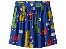 mini rodini Veggie Woven Skirt (Infant/Toddler/Little Kids/Big Kids)