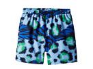 Kenzo Kids Tiger Print Swim Shorts (Big Kids)