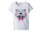 Kenzo Kids Classic Tiger Tee Shirt (Toddler/Little Kids)