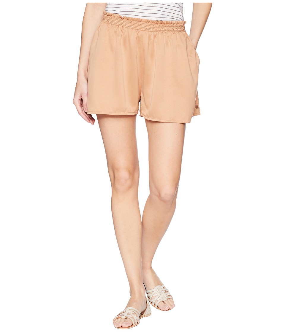 Roxy - Dream of Canyon (Cafe Au Lait) Womens Shorts