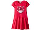 Kenzo Kids Classic Tiger Dress (Big Kids)
