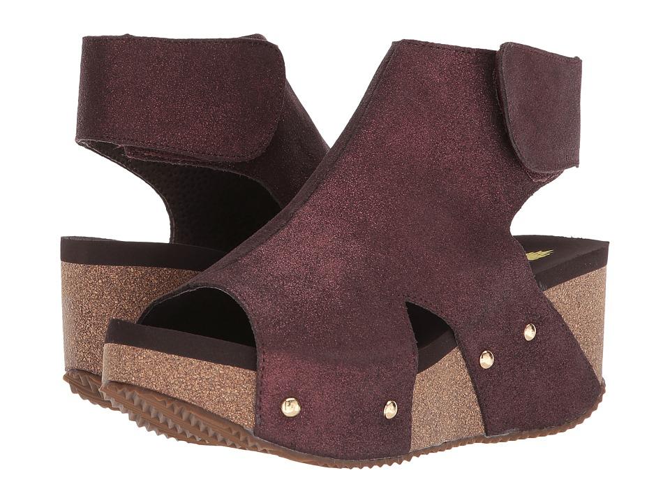 VOLATILE - Radiate (Bronze) Womens Shoes
