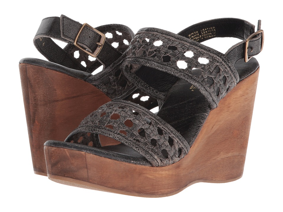VOLATILE - Respond (Black) Womens Wedge Shoes