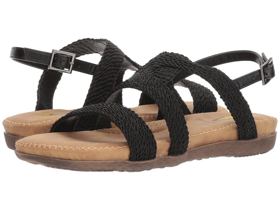VOLATILE - Magdalena (Black) Womens Sandals