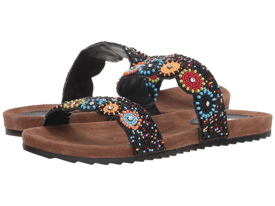 VOLATILE Sanctuary (Black/Multi) Sandals
