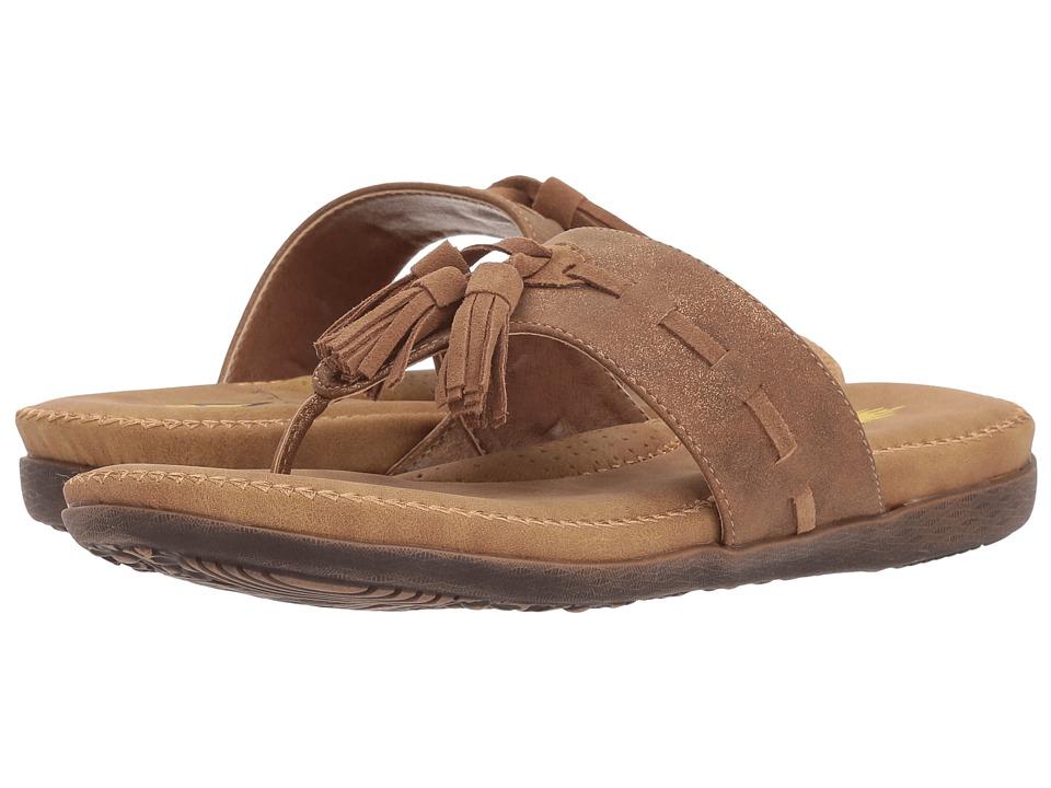 VOLATILE - Serein (Tan) Womens Sandals