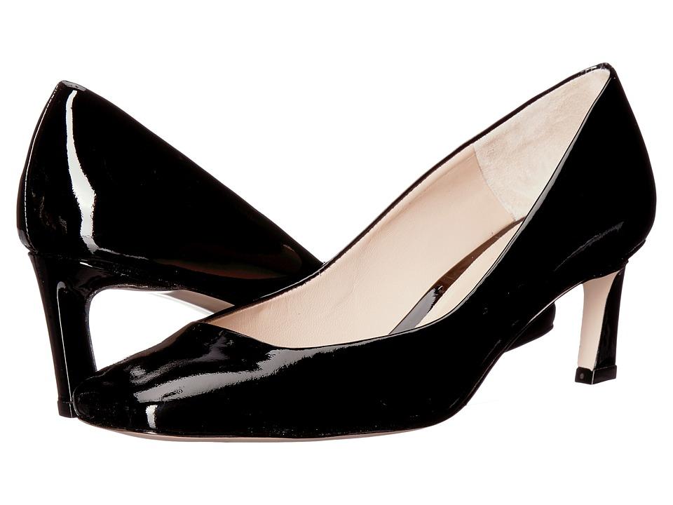 Stuart Weitzman Chelsea (Noir Gloss) Women's Shoes