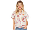Free People Free People Sweet Escape Button Down Top