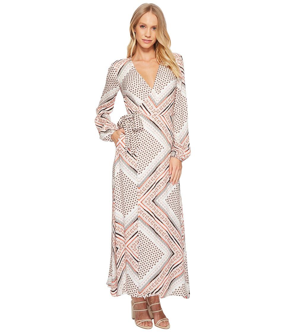 The Jetset Diaries - Zissou Midi Dress (Print) Womens Dress