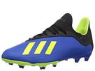 adidas Kids X 18.3 FG Soccer (Little Kid/Big Kid)
