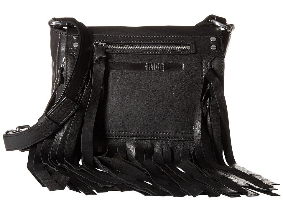 McQ - Crossbody (Black) Cross Body Handbags