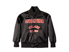 Moschino Kids Jacket w/ Logo on Front (Little Kids/Big Kids)