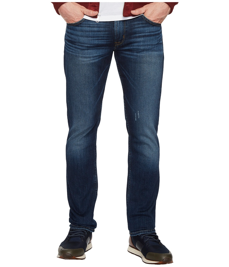 Hudson Blake Slim Straight Zip Fly in Confusion (Confusion) Men