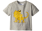 mini rodini Draco Solid Print Short Sleeve T-Shirt (Infant/Toddler/Little Kids/Big Kids)