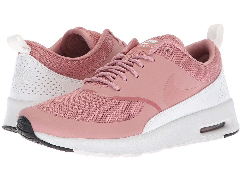Nike Air Max Thea (Rust Pink/Rust Pink/Summit White/Black) Women's Shoes