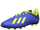 adidas Kids X 18.4 FxG Soccer (Little Kid/Big Kid)