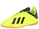 adidas Kids X Tango 18.4 IN Soccer (Little Kid/Big Kid)