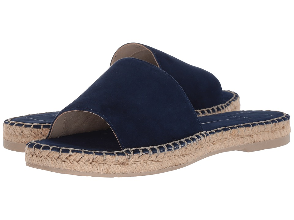 Dolce Vita Bobbi (Navy Suede) Women's Shoes