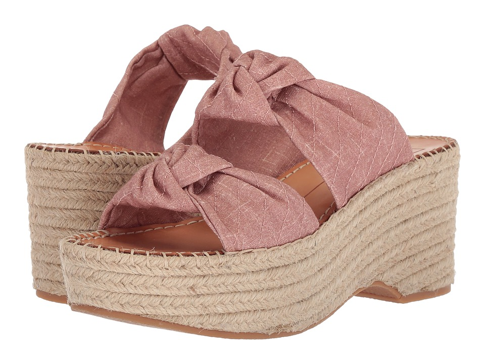 Dolce Vita - Lera (Blush Linen) Womens Shoes