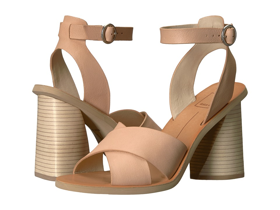 Dolce Vita - Athena (Natural Leather) Women's Sandals